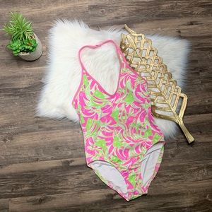 Lilly Pulitzer Angel Fish Swimsuit